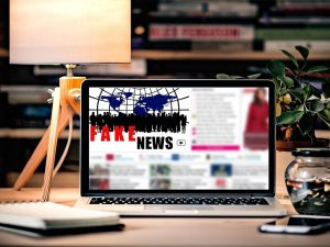 How publishers can rise to the challenge of fake news